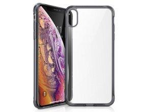 ITSKINS Nano Ice 1m Drop iPhone XS Max, Black/Cle