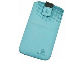 RedPoint Velvet Pocket uni pouzdro 3XL, Light Blue