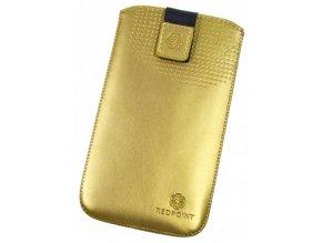RedPoint Velvet Pocket uni pouzdro 5XL, Gold