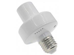 Chytrý wifi adaptér žárovky patice E26 / E27