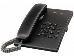Panasonic KX-TS500FXB (černý)