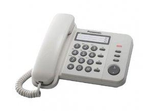 Panasonic KX-TS520FXW bílý