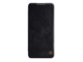 Nillkin Qin Book pouzdro Samsung A03s, Black