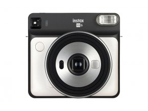 FUJIFILM Instax Square SQ6 white  +Accessory kit black pro SQ6