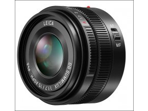Panasonic LEICA DG Summilux 15 mm F1.7 ASPH black