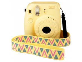 Fuji instax Neck strap Yellow