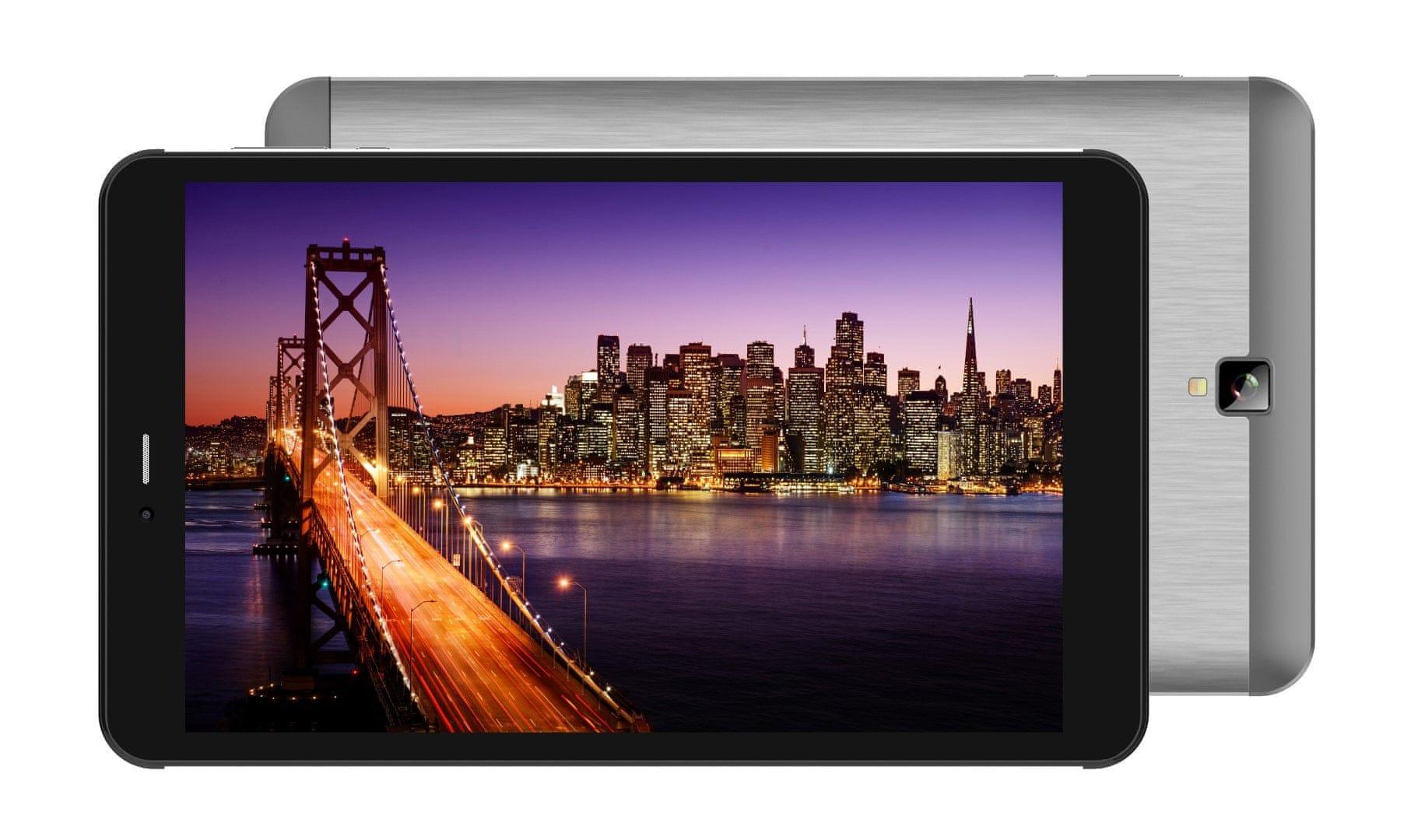 iGET SMART G81, 1 GB / 8 GB, 3G pouzdro Krokodýl ZDARMA