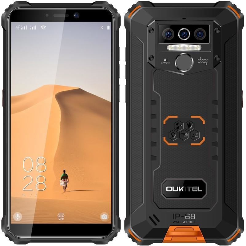 OUKITEL WP5 4GB Orange Akční cena