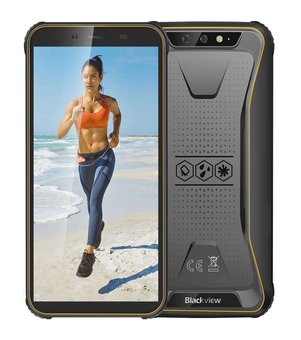 iGET Blackview GBV5500 Plus Yellow