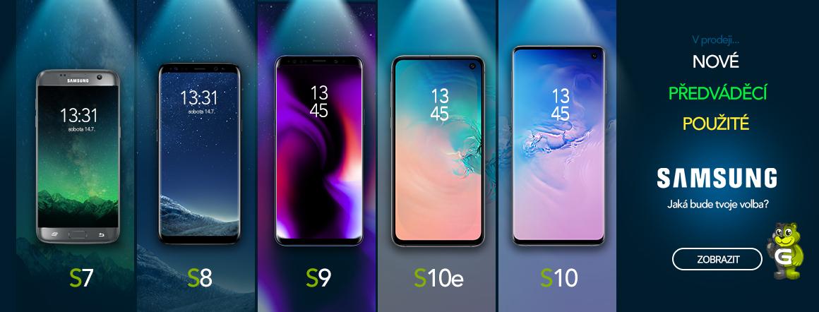 Mobilní telefony Samsung Galaxy S