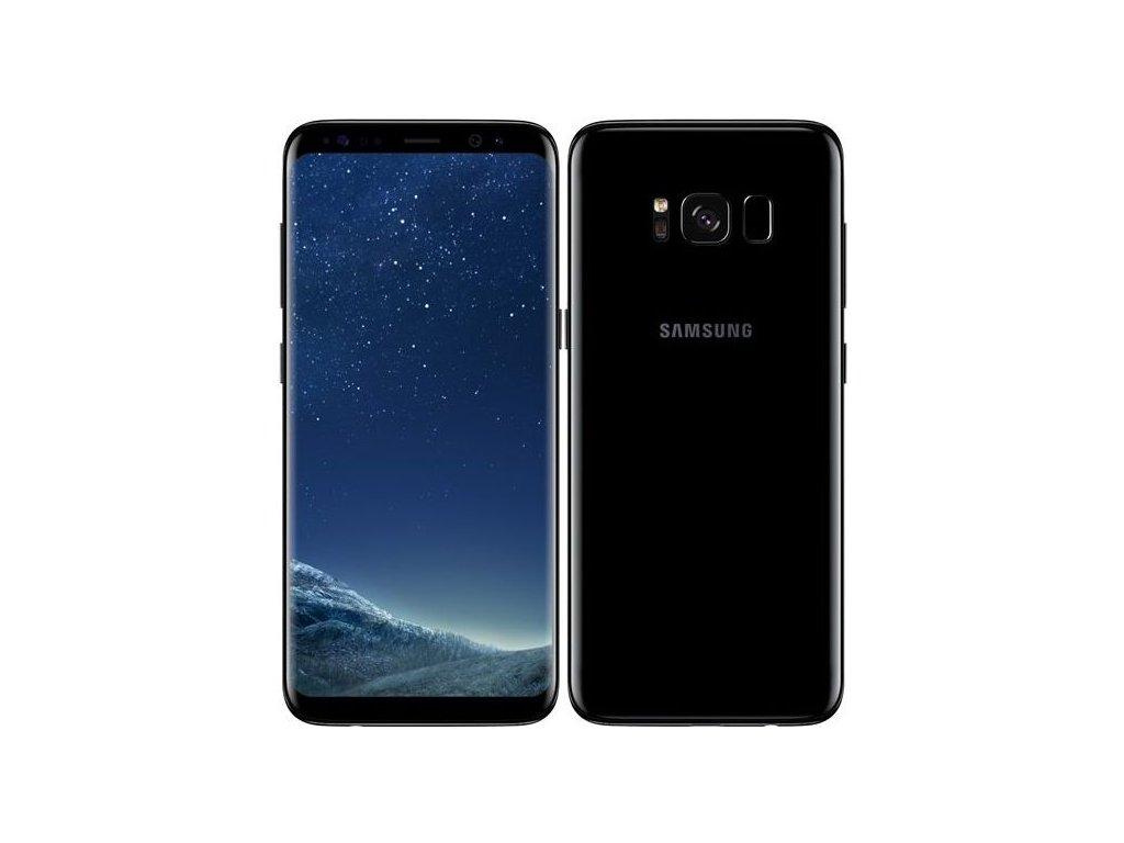 Samsung Galaxy S8 64GB černá  PŘEDVÁDĚCÍ TELEFON