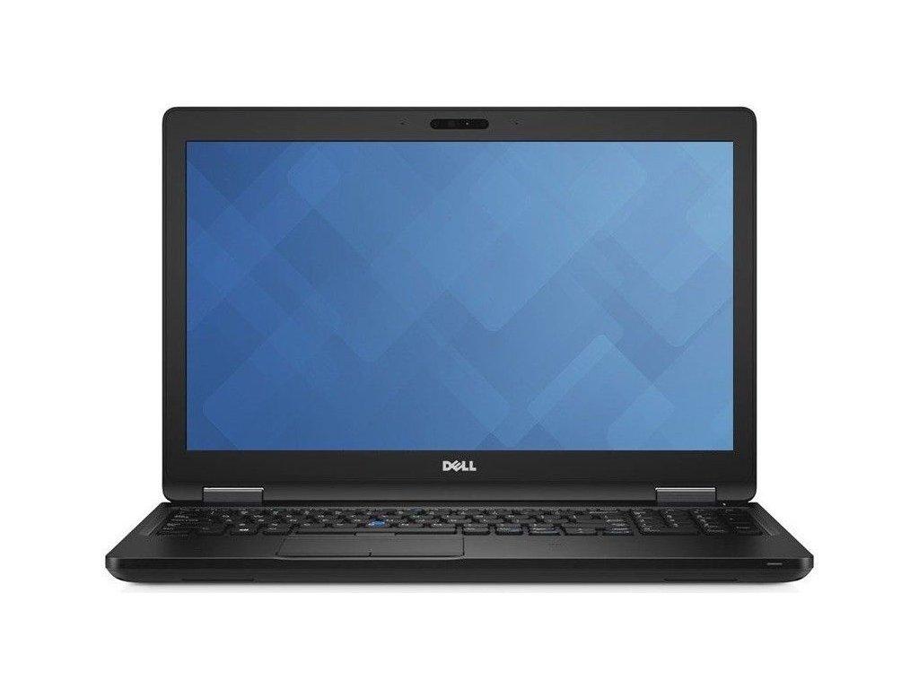 Dell Latitude 15 (5580), černá