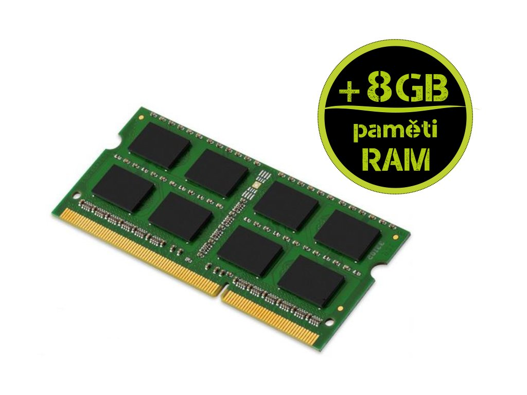 RAM 8 GB