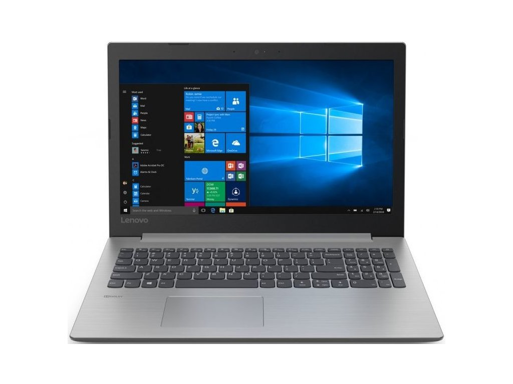 Lenovo IdeaPad 330-15ICH, šedá  GTX 1050 4GB | 2TB HDD | 8GB RAM | i5-8300H |