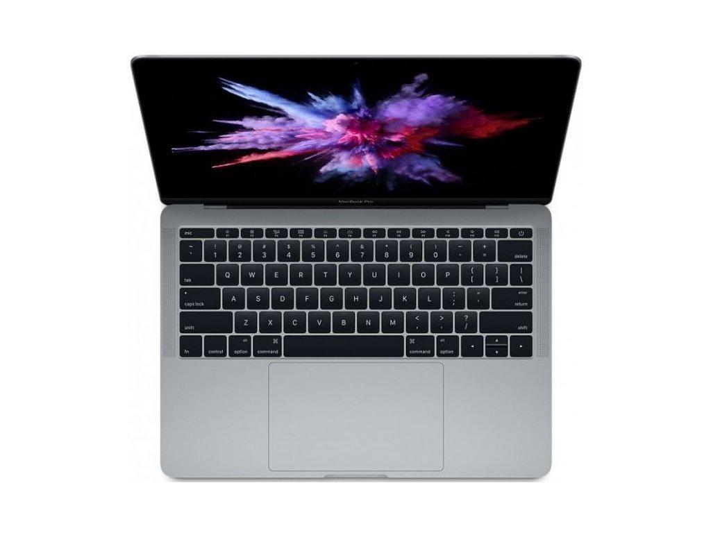 """Apple MacBook Pro 13"""" Late 2016/2017, Space Grey  MEZINÁRODNÍ ZÁRUKA U APPLE NA 1 ROK"""
