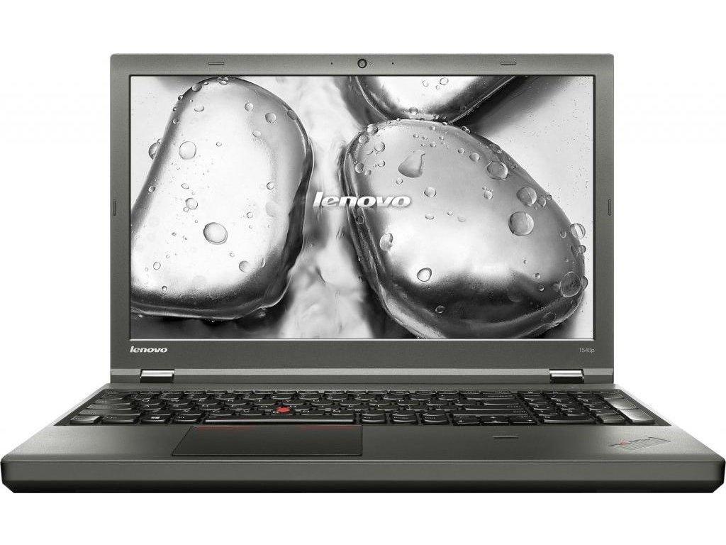 Lenovo ThinkPad T540p, černá