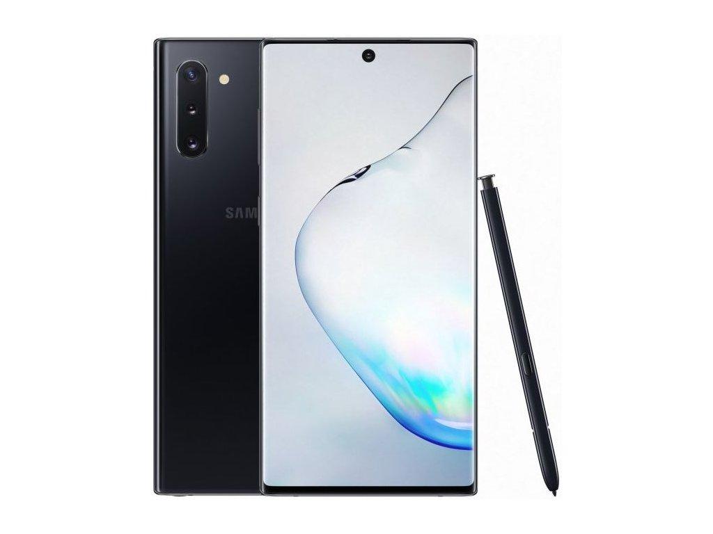 Samsung Galaxy Note10 8GB/256GB AuraBlack  PŘEDVÁDĚCÍ TELEFON
