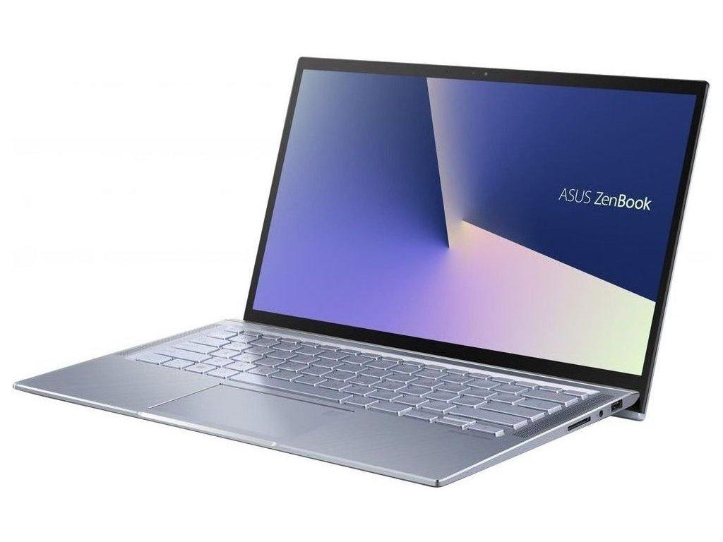 ASUS Zenbook UM431DA stříbrná  Ryzen 5 3500U | 8GB RAM | RADEON VEGA 8 | 256SSD | WIN 10 PRO