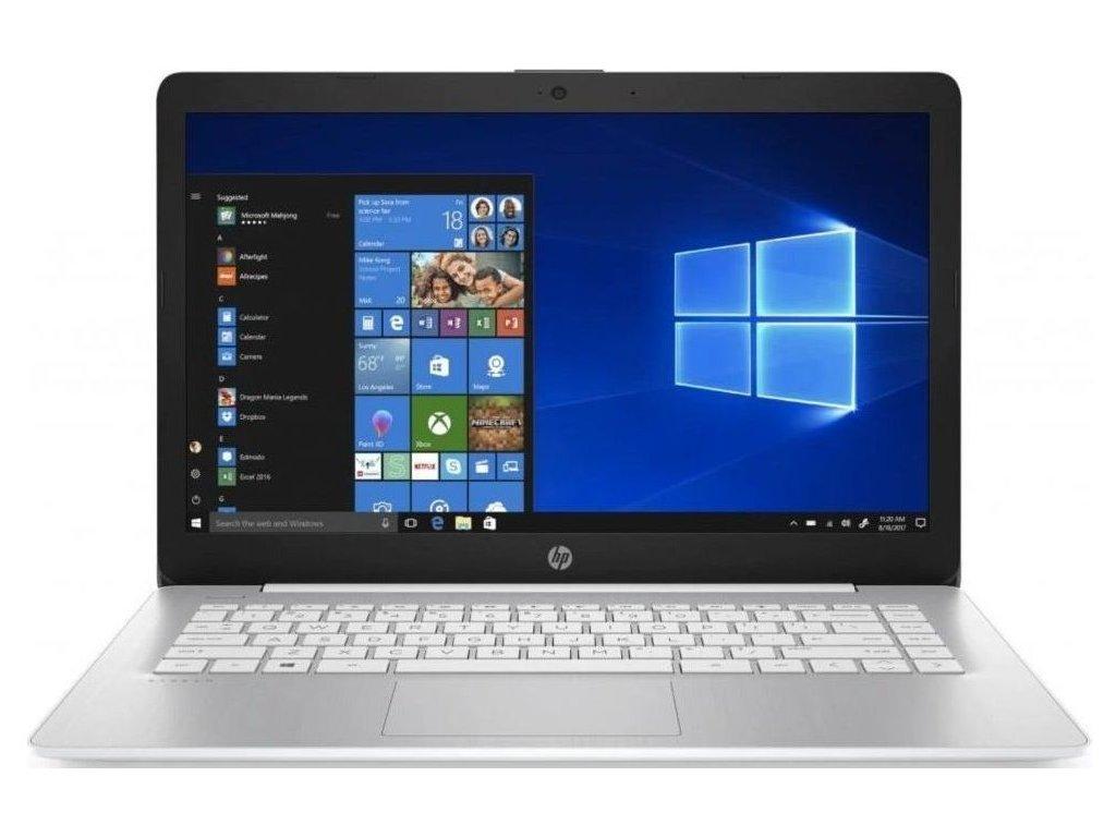 HP Stream (14-ds0004nc) bílá  CZ DISTRIBUCE
