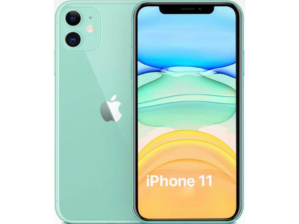 IPHONE 11 64 GREEN