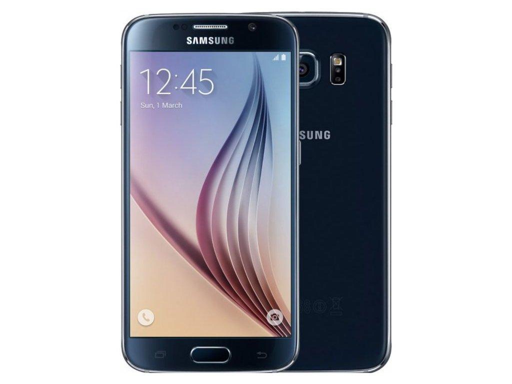 Samsung Galaxy S6 (SM-G920F) 32GB Černý  PŘEDVÁDĚCÍ TELEFON