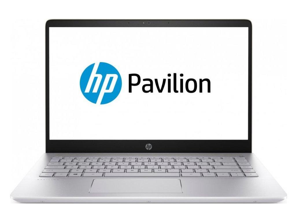 "HP Pavilion 14 (14-bf101np) stříbrná  i7-8550U |14,1"" FullHD | 256GB SSD | podsv. kláv. | NVIDIA 940MX 4GB GDDR5"