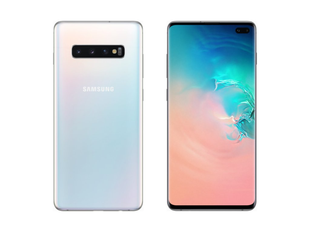 samsung galaxy s10 plus white original size 36