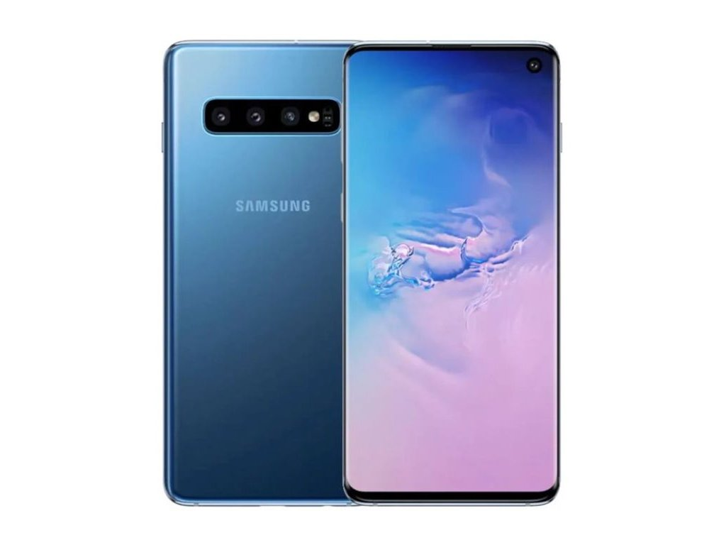 samsung galaxy s10 sm g973f 128gb blue ien235914
