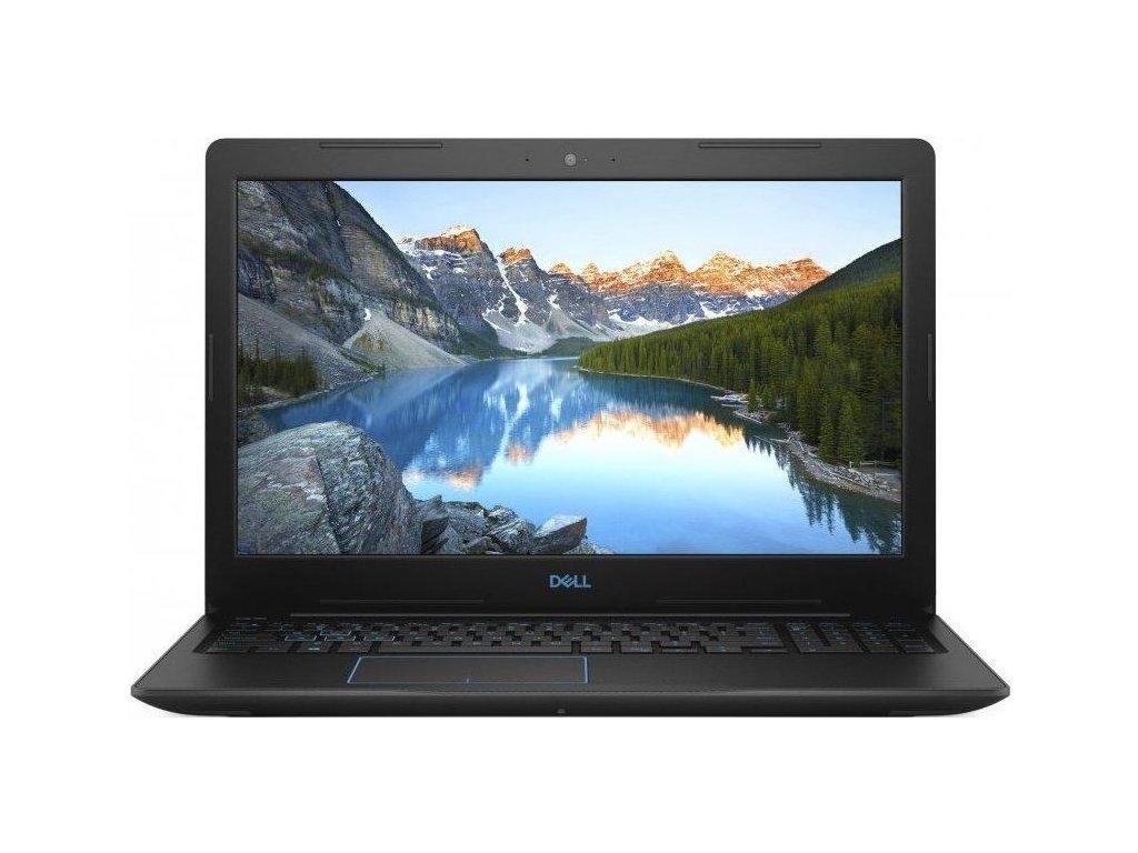 Dell G3 15 Gaming (3579), černá  i7-8750H , 16GB RAM , GTX 1060 GDDR5; 256SSD+1TB