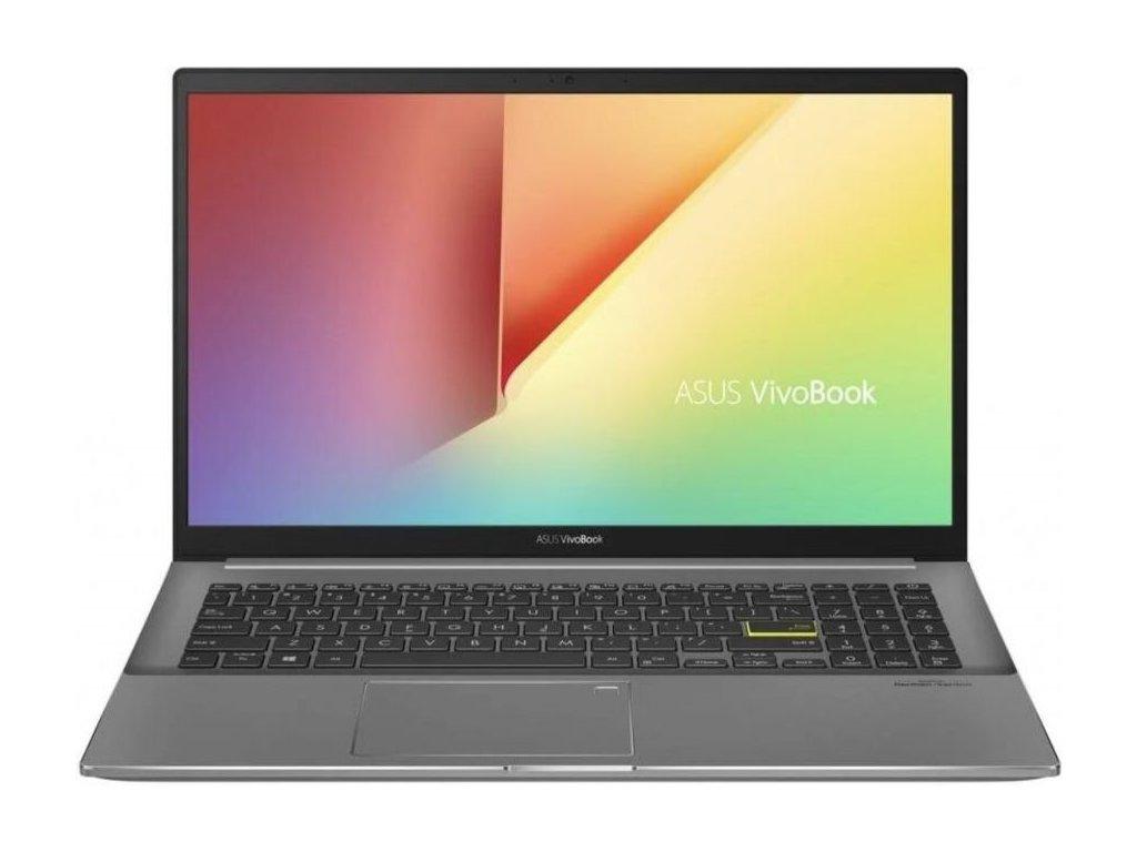 "ASUS VivoBook S15 S533FA, černá  15.6"" IPS FULLHD | i5-10210U |  512GB SSD"