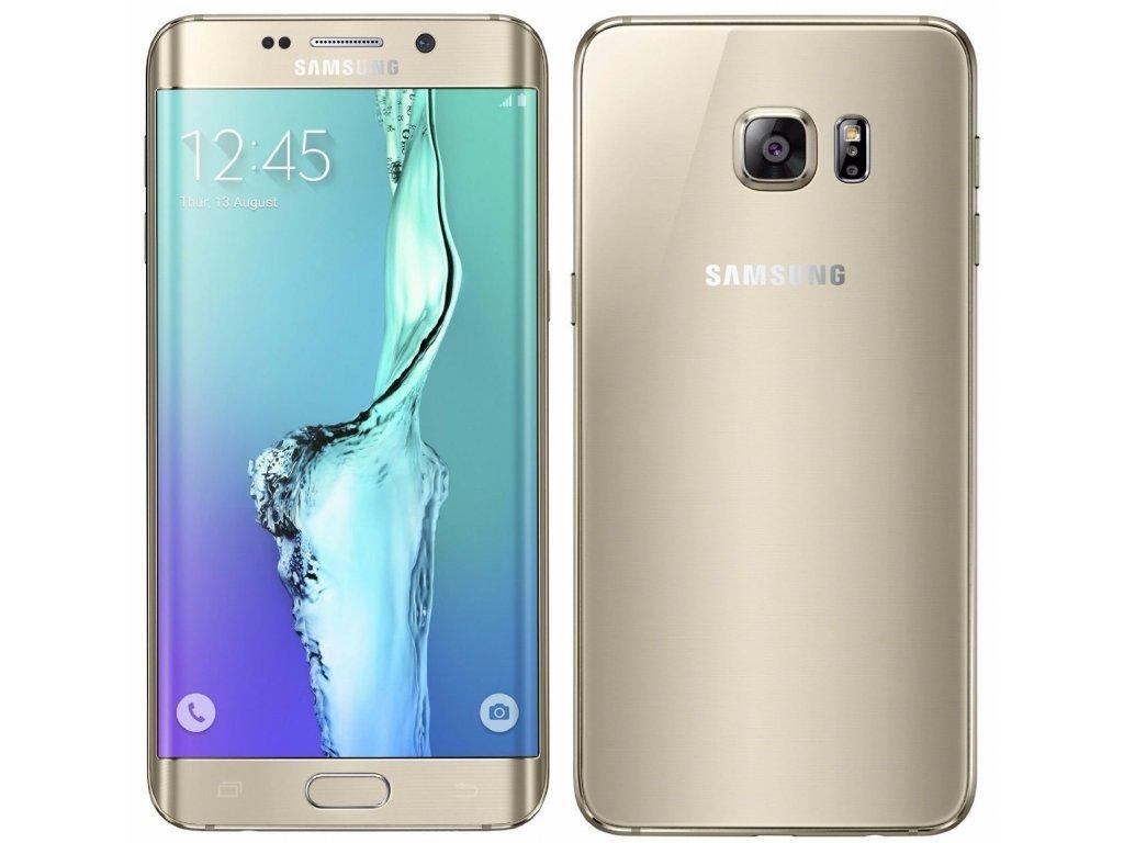 Samsung Galaxy S6 Edge 32GB Factory Refurbished Black Sapphire 05072019 01 p