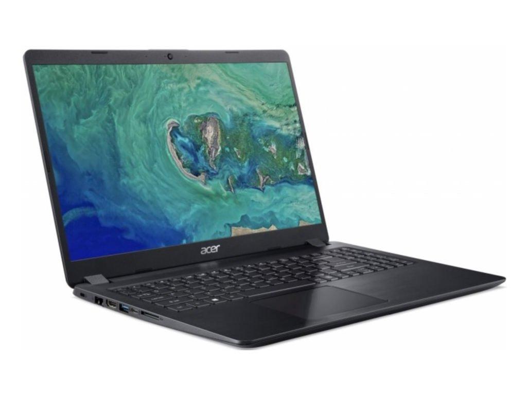 """Acer Aspire 5 (A515-52G-58Z9) černý  i5-8265U   15.6"""" FullHD   GeForce MX130 DDR5   256SSD"""