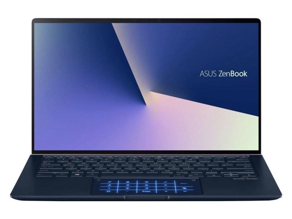 ASUS Zenbook UX433FAC, modrá  i5-10210U | 512GB SSD | FULLHD | 8GB RAM