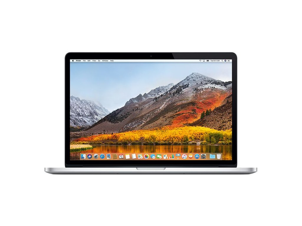 macbook pro mid 2015 15in device