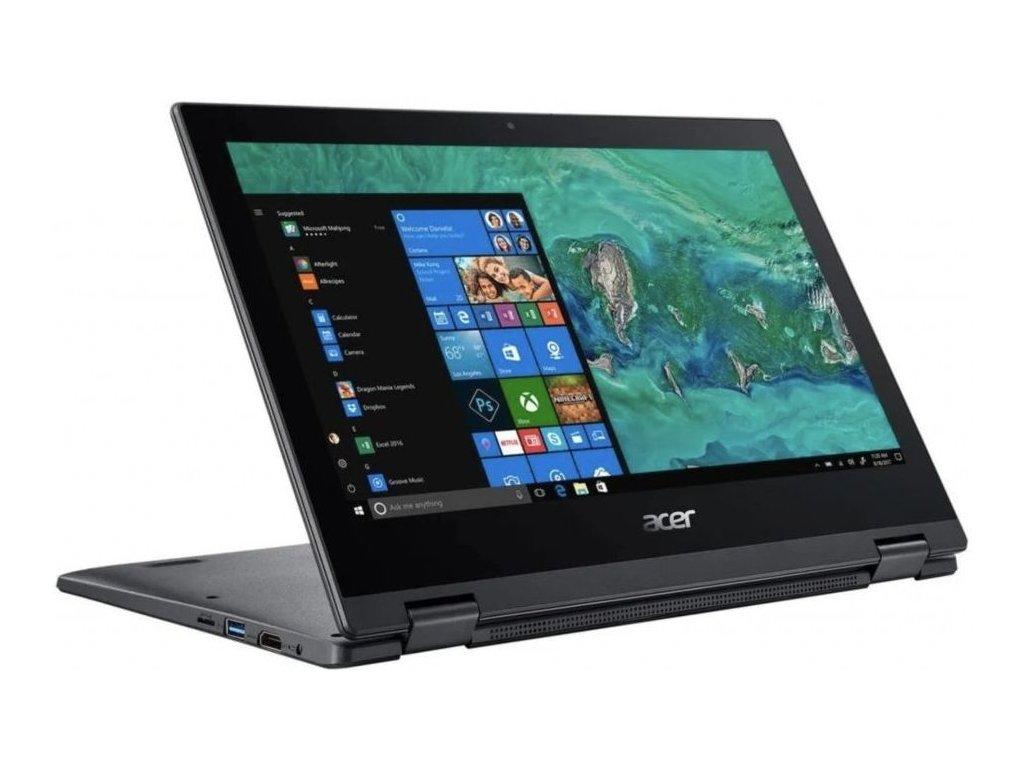 "Acer Spin 1 (SP111-33-C8KN) černá  11.6"" IPS | INTEL DUAL | 64GB eMMC | 4GB RAM"