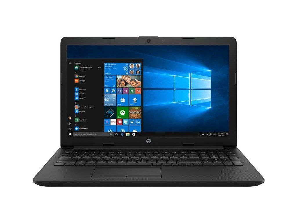 HP 15-da0033nc černý  i5-8250U | FULLHD | NVIDIA MX110 | 1TB | 8GB RAM