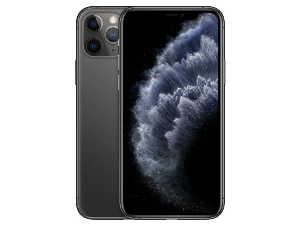 Apple iPhone 11 Pro 64GB Space Grey  EKO BALENÍ   PŘEDVÁDĚCÍ TELEFON
