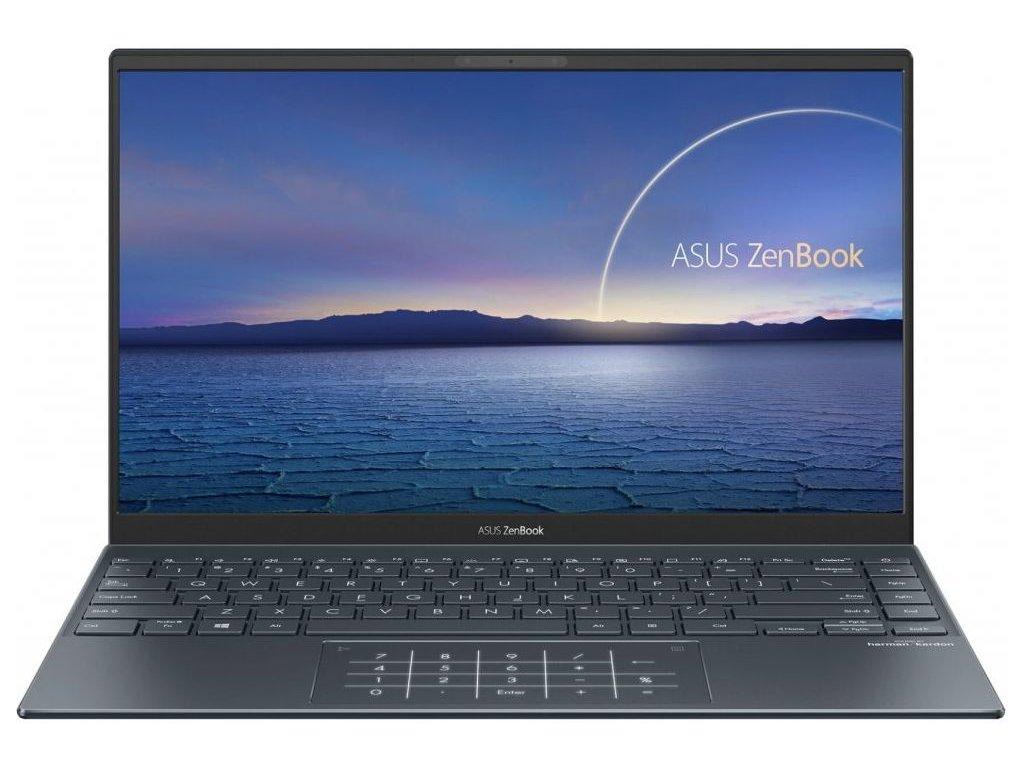 ASUS Zenbook 14 UM425IA šedá  Ryzen 5 4500U   512GB SSD   RADEON   FULLHD