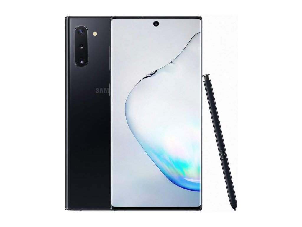 Samsung Galaxy Note10 8GB/256GB AuraBlack  CZ DISTRIBUCE