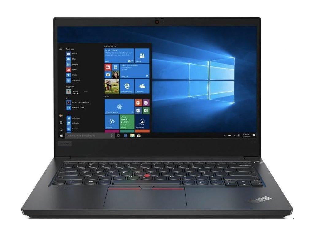Lenovo ThinkPad E14-IML, černá  i7-10510U | 16GB DDR4 | 512SSD | 256SSD+1TB