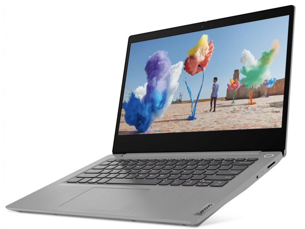 "Lenovo IdeaPad 3-14ADA05, šedá  AMD Ryzen 3 3250U | 8GB RAM | 14"" Full HD | 256GB SSD"