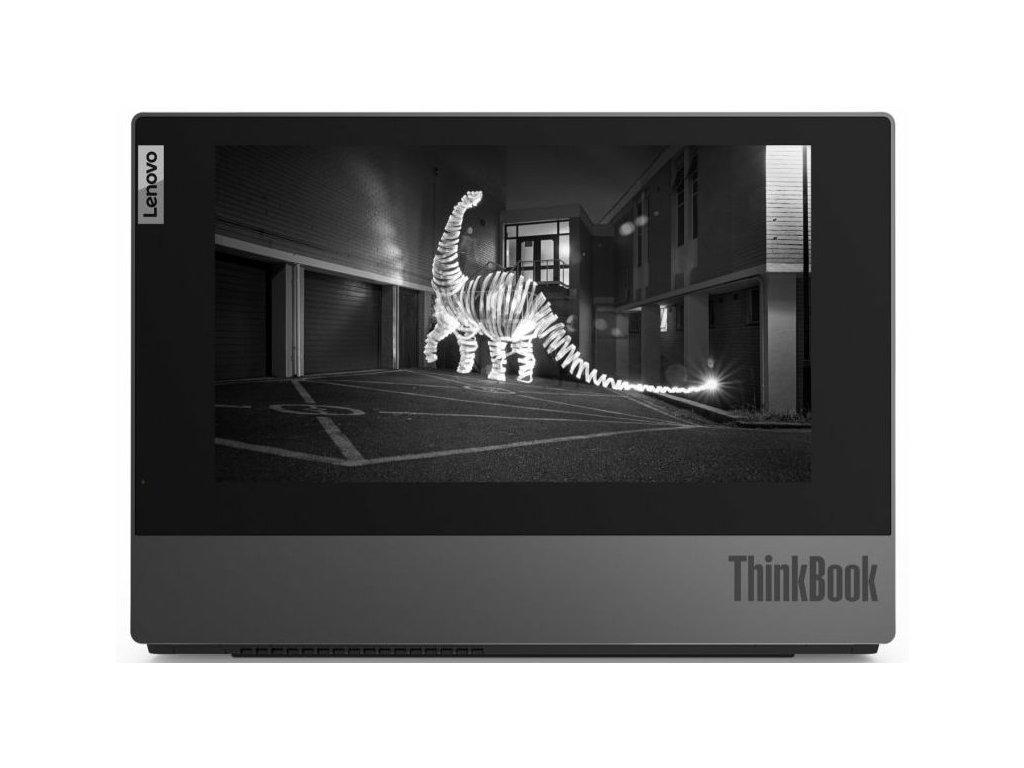 Lenovo ThinkBook Plus šedá  + pero Lenovo Precision Pen pro E-Ink displej