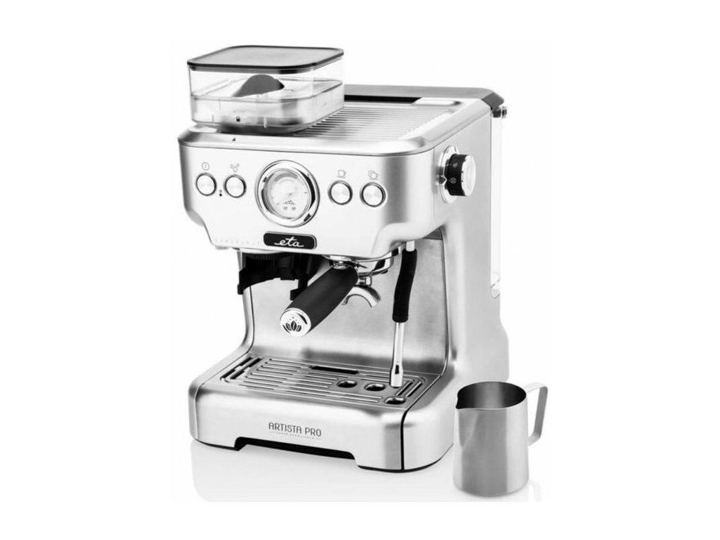 Espresso ETA Artista PRO 5181 90000 nerez  CZ DISTRIBUCE