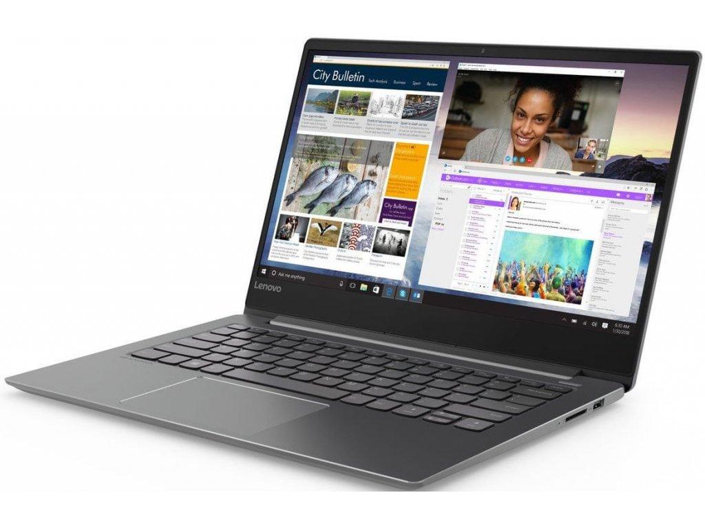 """Lenovo IdeaPad 530S-14IKB černá  i7-8550U  8GB RAM   14"""" IPS FullHD   NVIDIA MX150 GDDR5   512GB SSD"""