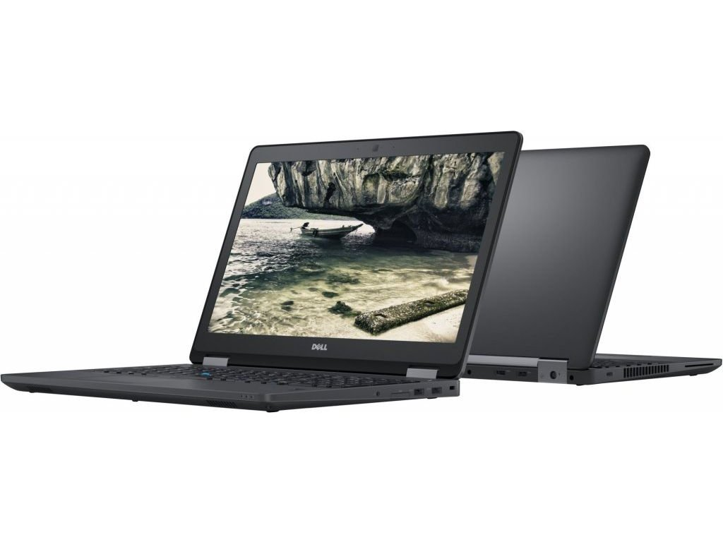 Dell Latitude 15 E5570, černá