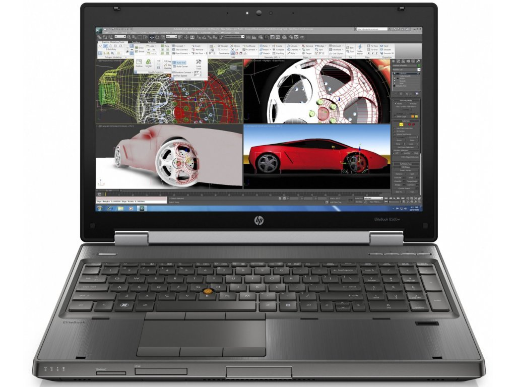 7431 hp elitebook 8760w
