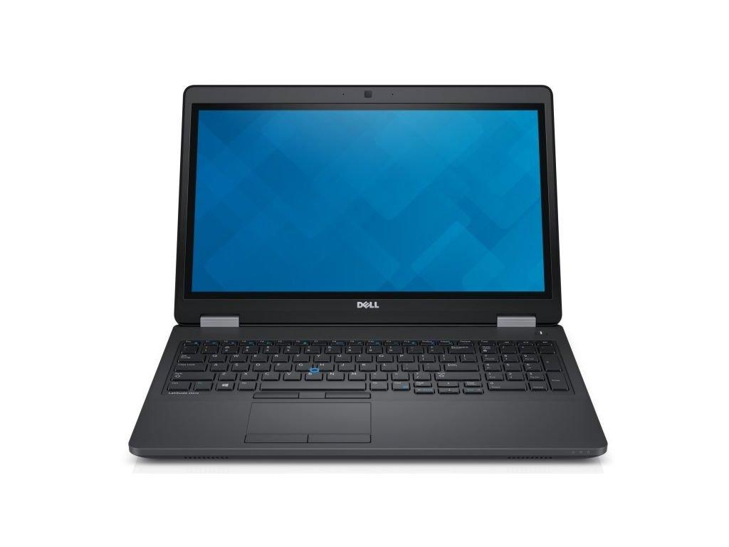 Dell Latitude 15 (E5550), černá