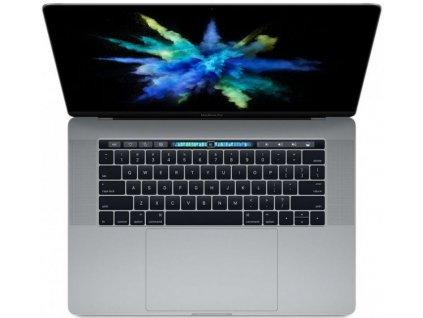 """Apple MacBook Pro 15"""" 2016 Touch Bar, Space Grey  MEZINÁRODNÍ ZÁRUKA U APPLU NA 1 ROK"""