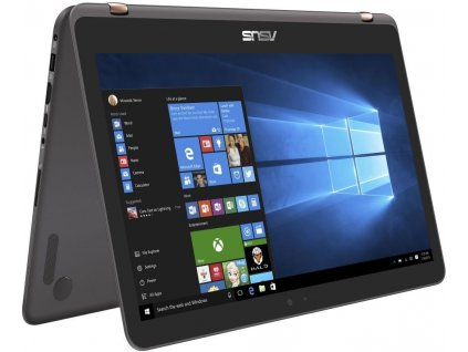 asus zenbook ux360ua c4022t i5 6200u 8gb 512gb ssd 13 3 fhd ips touch intel hd graphics w10 sedy i160498