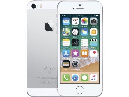 Apple iPhone SE 128GB, stříbrná  PŘEDVÁDĚCÍ TELEFON
